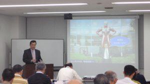 千福先生講演風景2