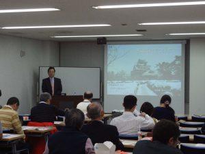 千福先生講演風景1