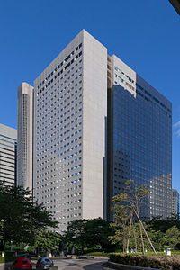 新宿NSビルです